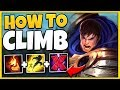 HOW TO WIN EVERY GAME WITH GAREN | ABUSE BROKEN CHAMPION (2 STEP STRATEGY) - League of Legends
