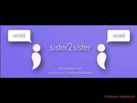 Sister 2 Sister 041918  Respect Is Necessary For Salvation