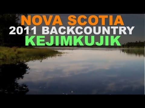 Kejimkujik National Park - 2011 geocaching backcountry challenge preview #2