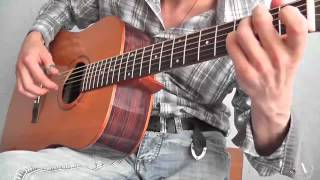 Unbreak my Heart - acoustic guitar - Toni Braxton ( FingerstyleTV )