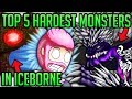 The Top 5 Hardest Monsters in Iceborne - Monster Hunter World Iceborne! (Fun/Discussion) #iceborne