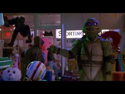 Opening Teenage Mutant Ninja Turtles 2 1991 Youtube