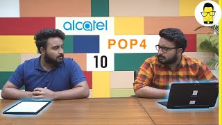 Alcatel Pop4 10 Full review: A tablet and a laptop @12,999