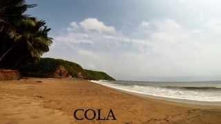 Туры по Индии. Южный Гоа, ч 1. South Goa part 1(Небольшое видео о наиболее популярных пляжах Южного Гоа- Агонда, Кола и Кова, а также Форт Кабо де Рама...., 2014-09-12T13:28:41.000Z)