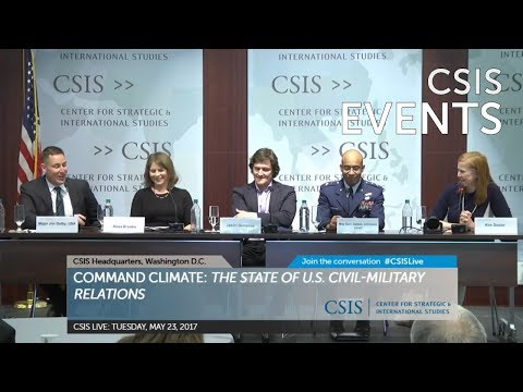Command Climate: Panel III -   The Military and the Public