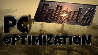 Fallout 4 PC Optimization Settings (Improve FPS, Fix Mouse Issues)