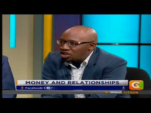 Power Breakfast Man Cave : Money and relationships