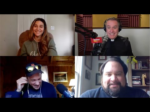 Dr. Charlie Camosy on the Busted Halo Show, 4-14-20