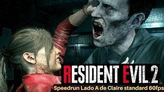 Silent Hill 4: The Room y Resident Evil 2 con MoD | Speedrun Any% claire A 60Fps