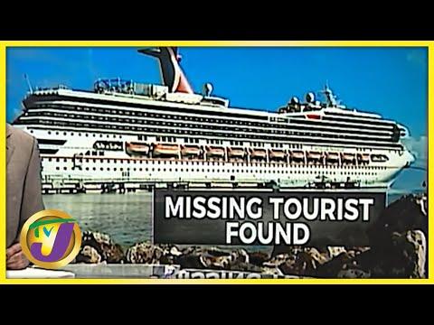 Missing Tourist Arrested | TVJ News - Sept 27 2021