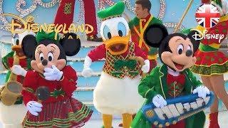 DISNEYLAND PARIS   Christmas at Disneyland Paris - 2017   Official Disney UK
