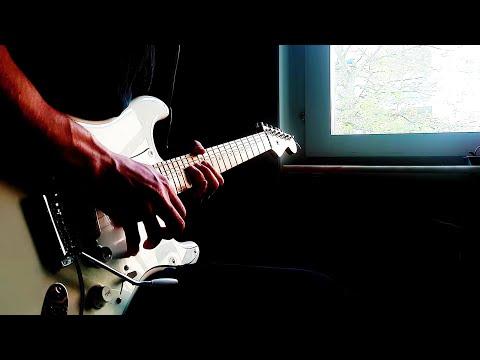 """John Mayer - """"Gravity"""" Live In L.A- Guitar Solo Cover (4K UHD)"""