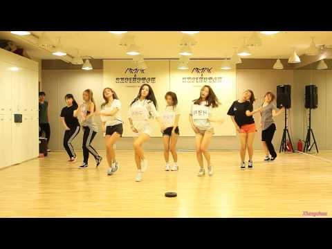 [HD] 'Mamma Mia' [맘마미아] (Mirrored Dance Practice) | Kara [카라]