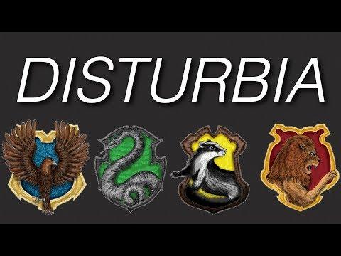 Harry Potter Hogwarts House Edit DisturbiaRadioactive Remix