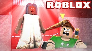 GRANNY EN EL ASCENSOR DEL MIEDO DE ROBLOX | Roblox The Horror Elevator