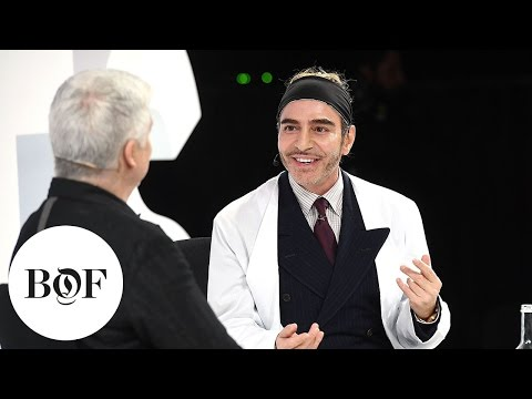 Creativity in the Digital Age | John Galliano & Tim Blanks | #BoFVOICES