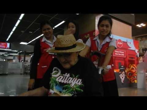 Don Mueang International Airport,Thailand,ท่าอากาศยานดอนเมือง,Retired Grandpa