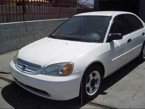 2001 Honda Civic LX Sedan FOR SALE