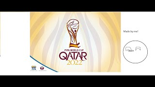 Qatar 2022 FIFA World Cup Prediction In Countryball Part 1 (Group A and B)
