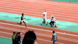 2011/9/9 日本インカレ三段跳F(16m後半) http://shoichi-jump.com/