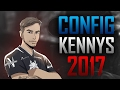 KENNYS CONFIG 2017 + GEAR & SETTINGS 2017