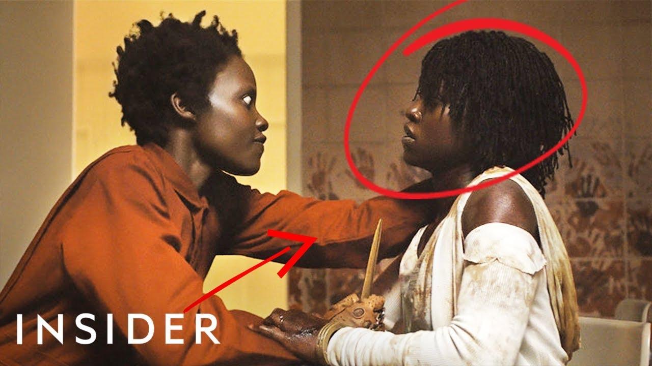 How They Filmed The Doppelganger Scenes In  U0026 39 Us U0026 39