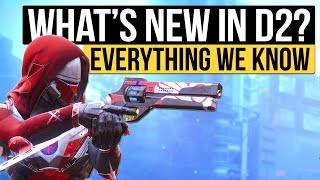 DESTINY 2 | WHAT'S NEW? - Everything You Need to Know About The Sequel!