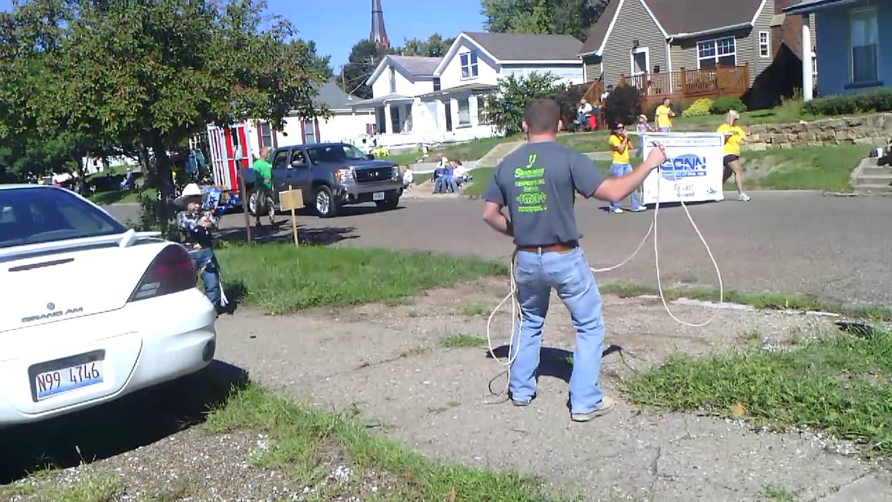 Fort Madison Rodeo Parade Youtube