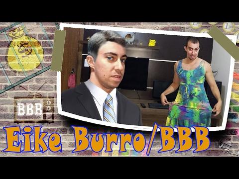 Eike burro, dá zero pra ele! / BBB17