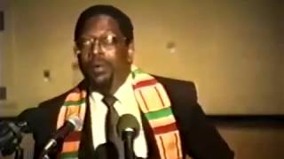Dr. Amos Wilson - Destruction of The Black Family Image By The White Media
