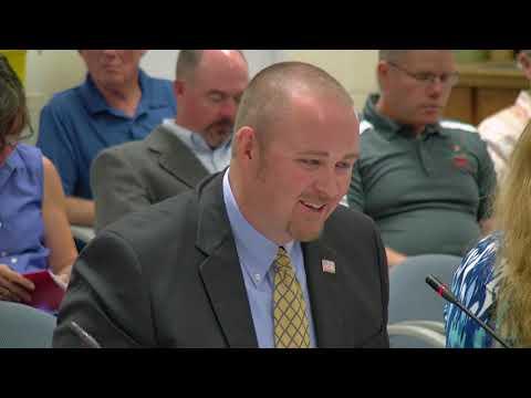 Oregon Transportation Commission August 18 2017