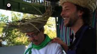 Pablo albuerne y El Cocinero De Rota en El Cortijito.