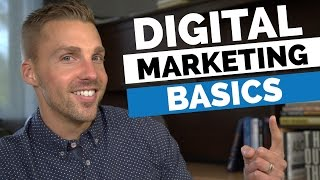 Digital Marketing Basics – Basic marketing techniques to grow your business | Modern Marketing Ep 7