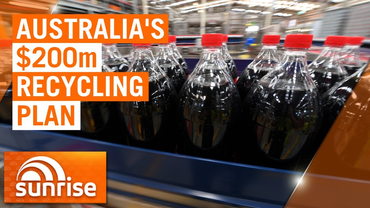 Government's $200 million recycling plan | 7NEWS