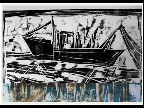 Holzschnitte - Schiffe