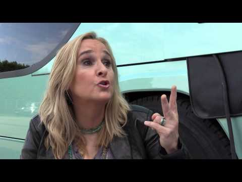 MELISSA ETHERIDGE interview @ BLUES PEER - 18/07/15