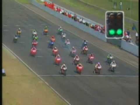 Round 14 500cc GP  Eastern Creek 1996
