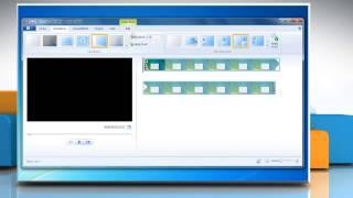 Windows® Movie Maker: How to share movie on Facebook®