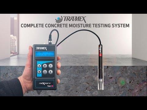 Moisture Testing System