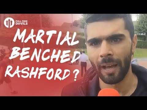 Has Martial Benched Rashford? | Swansea City 0-4 Manchester United LIVE REVIEW