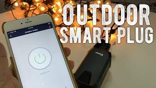 Iclever Outdoor Smart Plug Socket — Totoku