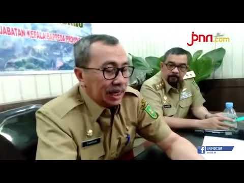 Riau Tetapkan Status Darurat Pencemaran Udara
