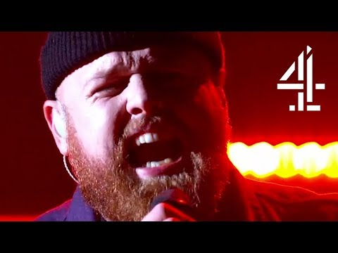 Tom Walker | Leave A Light On Live Performance | Stand Up To Cancer