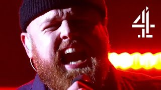 Tom Walker | Leave a Light On Live Performance | Stand Up To Cancer Video