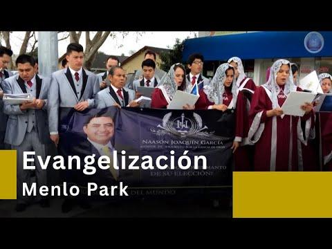 EVANGELIZACION EN MENLO PARK