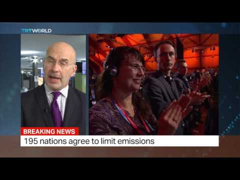 TRT World: Climate Change Deal