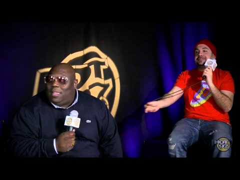 Faizon Love goes in on Funk Flex on The Cipha Sounds & Rosenberg
