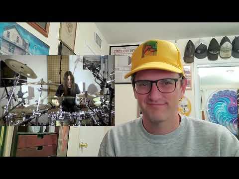 Jazz Drummer Reacts: Sebastian Lanser (Obscura) An Epilogue To Infinity