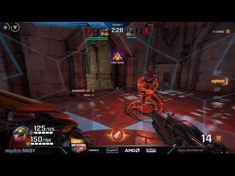 Raisy – Toxjq (group stage), Quake BEAT Invitational