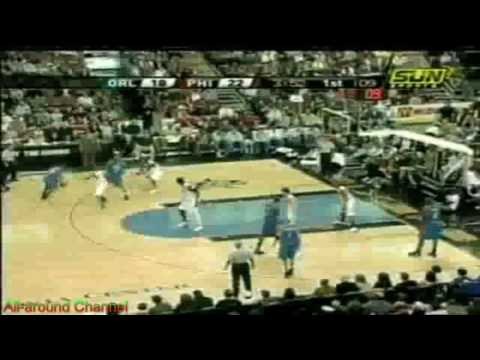 Grant Hill 16pts vs. Corliss Williamson 18pts, 2004-05
